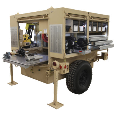 Hydraulic System Test and Repair Unit (HSTRU)