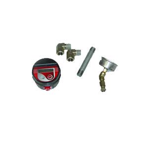 KJ4044 Flow Meter & Gage Kit - Accessory for KJ4000